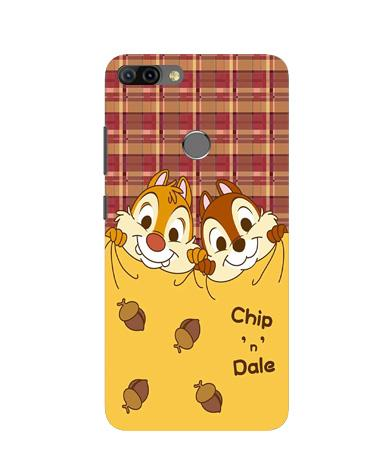 Chip n Dale Mobile Back Case for Infinix Hot 6 Pro (Design - 342)