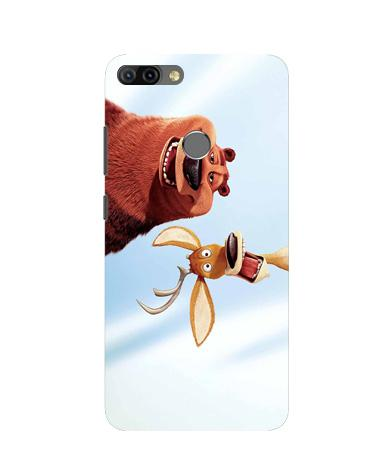 Polar Beer Mobile Back Case for Infinix Hot 6 Pro (Design - 344)