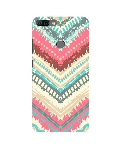 Pattern Mobile Back Case for Infinix Hot 6 Pro (Design - 368)