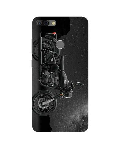 Royal Enfield Mobile Back Case for Infinix Hot 6 Pro (Design - 381)