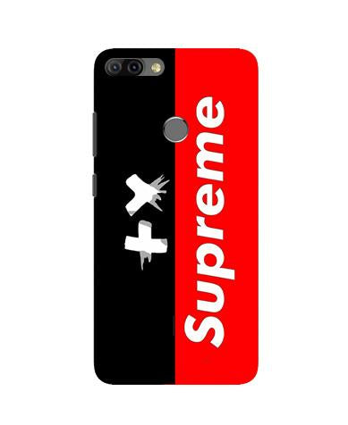 Supreme Mobile Back Case for Infinix Hot 6 Pro (Design - 389)