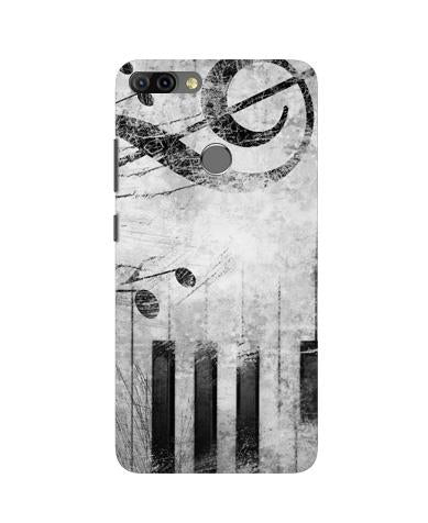 Music Mobile Back Case for Infinix Hot 6 Pro (Design - 394)