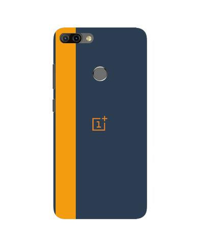 Oneplus Logo Mobile Back Case for Infinix Hot 6 Pro (Design - 395)