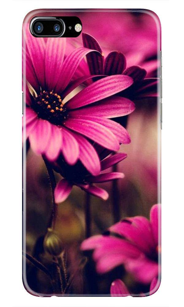 Purple Daisy Case for iPhone 7 Plus
