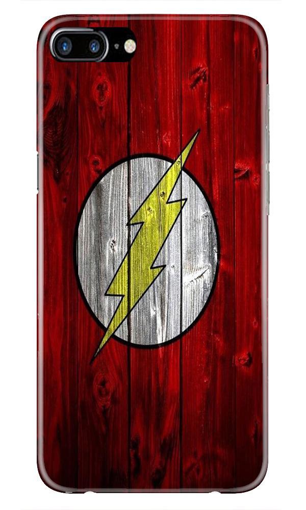 Flash Superhero Case for iPhone 7 Plus  (Design - 116)