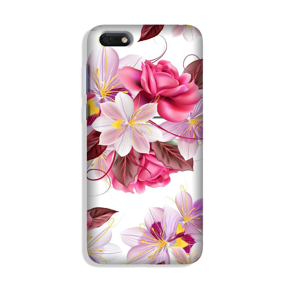 Beautiful flowers Case for Honor 7S