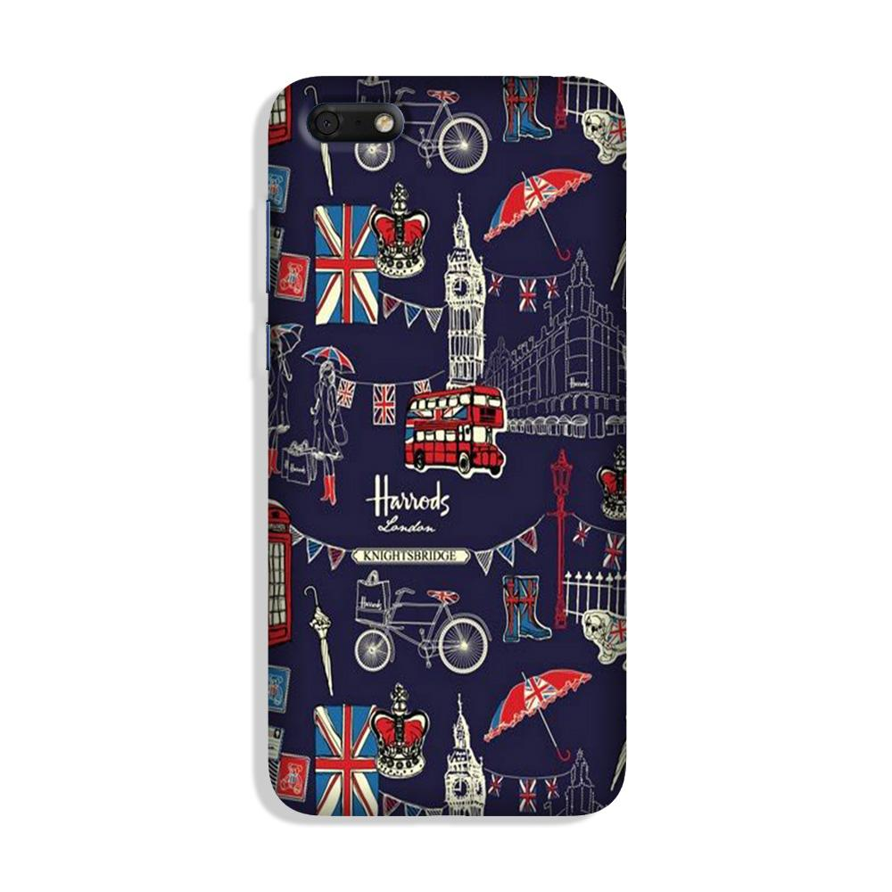 Love London Case for Honor 7S
