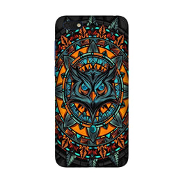 Owl Mobile Back Case for Honor 7S (Design - 360)
