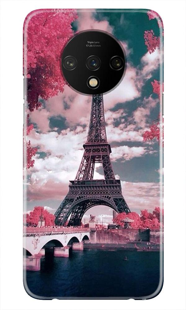 Eiffel Tower Case for OnePlus 7T  (Design - 101)