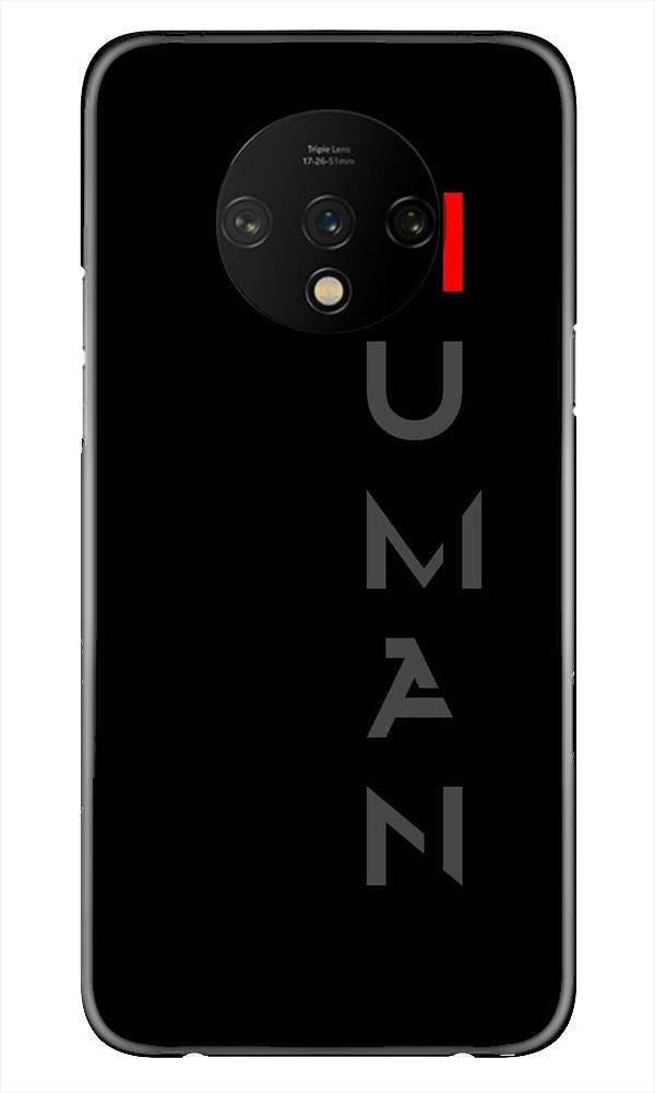 Human Case for OnePlus 7T  (Design - 141)
