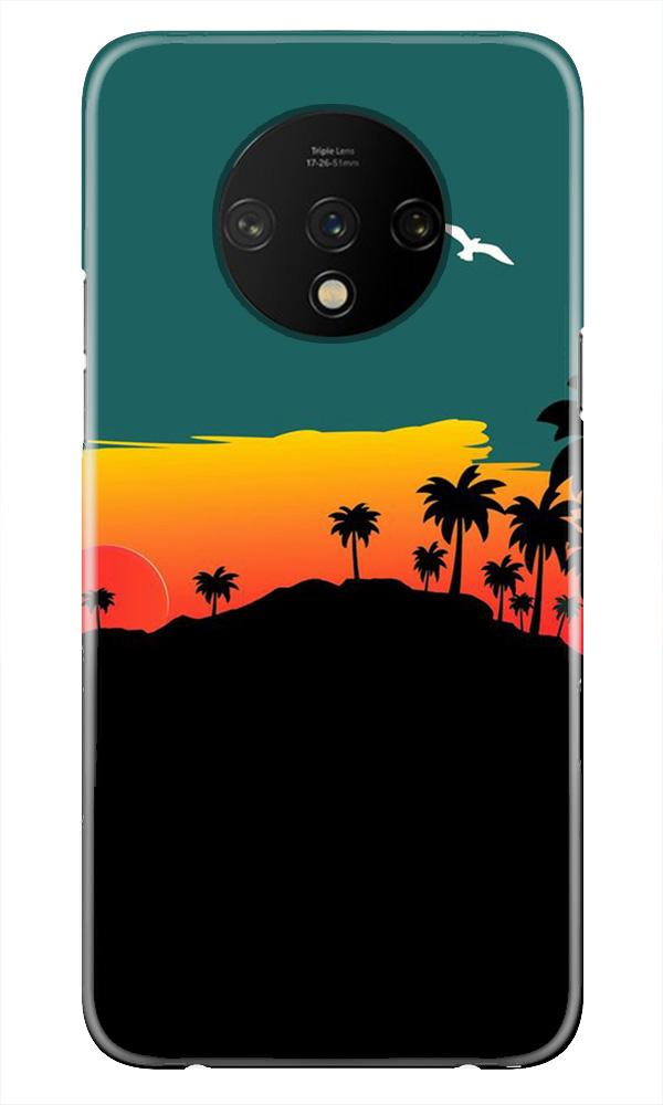 Sky Trees Case for OnePlus 7T (Design - 191)