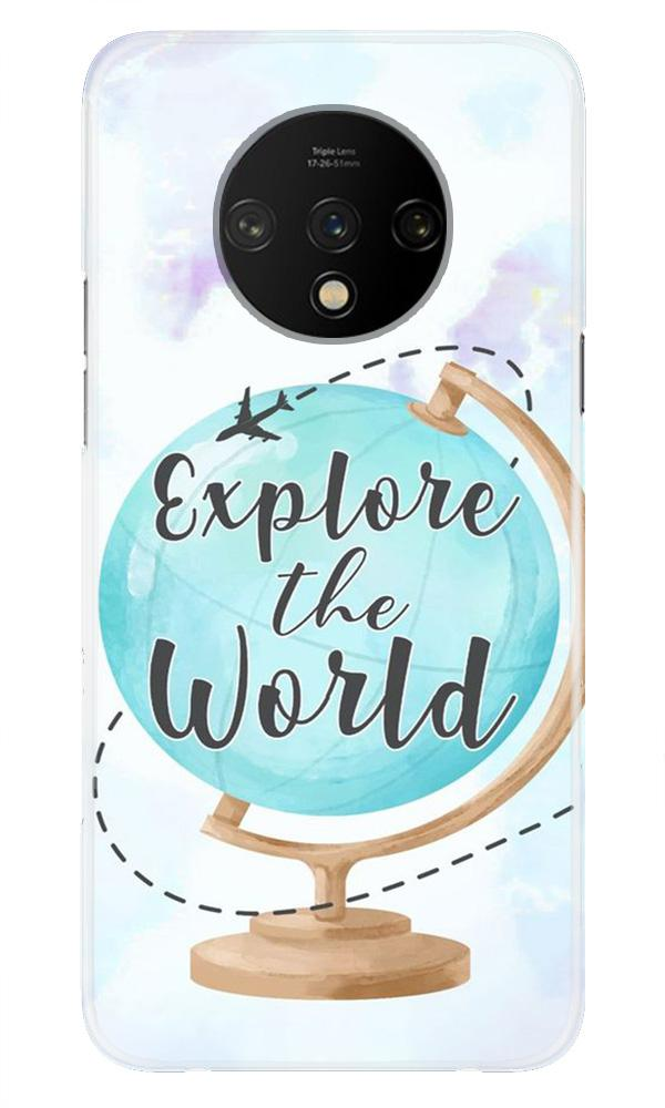 Explore the World Case for OnePlus 7T (Design No. 207)