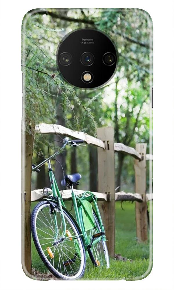 Bicycle Case for OnePlus 7T (Design No. 208)