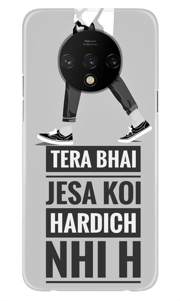 Hardich Nahi Case for OnePlus 7T (Design No. 214)
