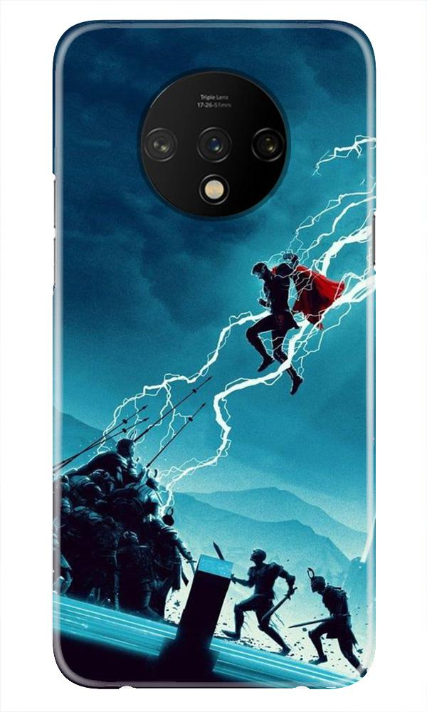 Thor Avengers Case for OnePlus 7T (Design No. 243)