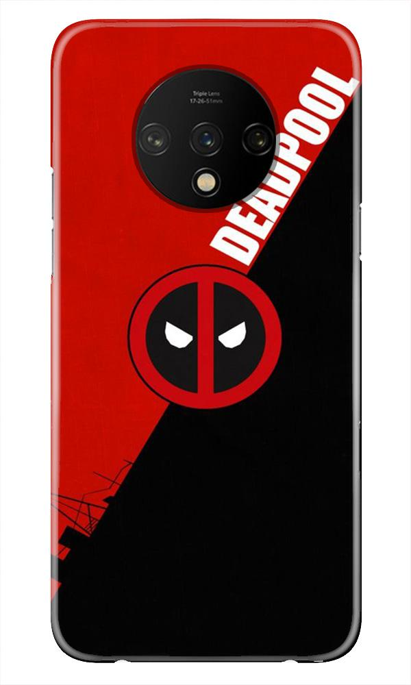 Deadpool Case for OnePlus 7T (Design No. 248)