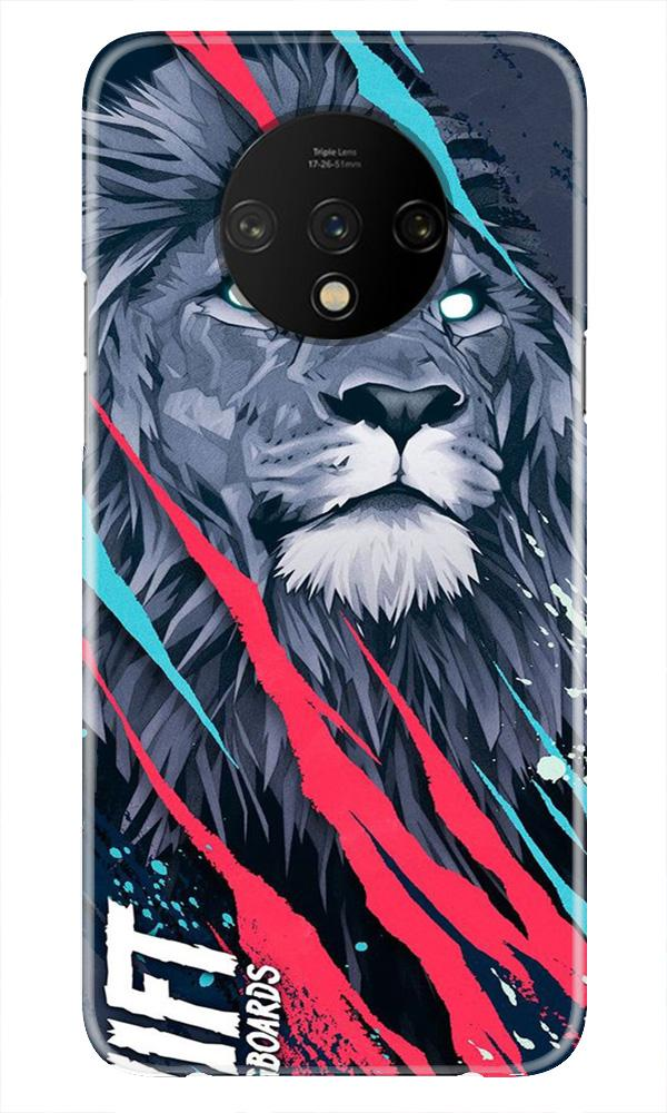 Lion Case for OnePlus 7T (Design No. 278)
