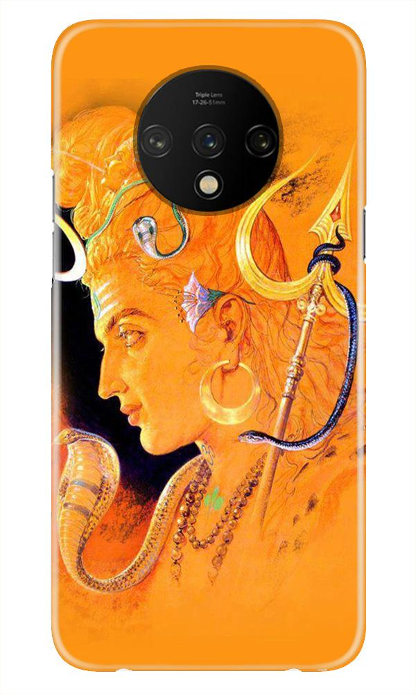 Lord Shiva Case for OnePlus 7T (Design No. 293)