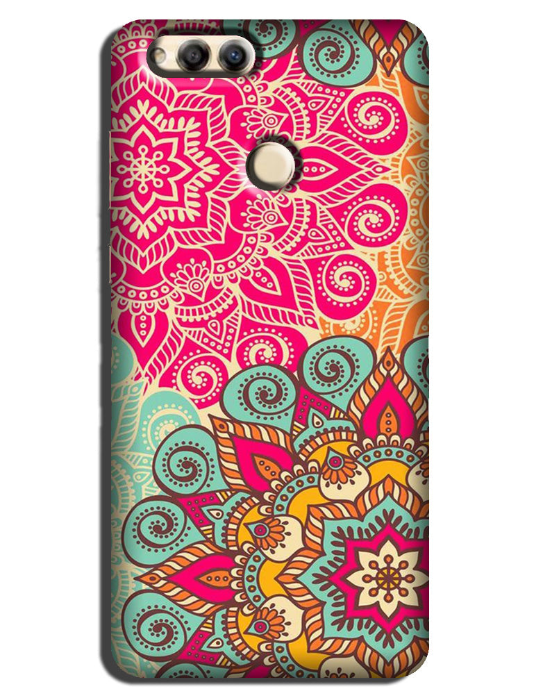 Rangoli art Case for Mi A1
