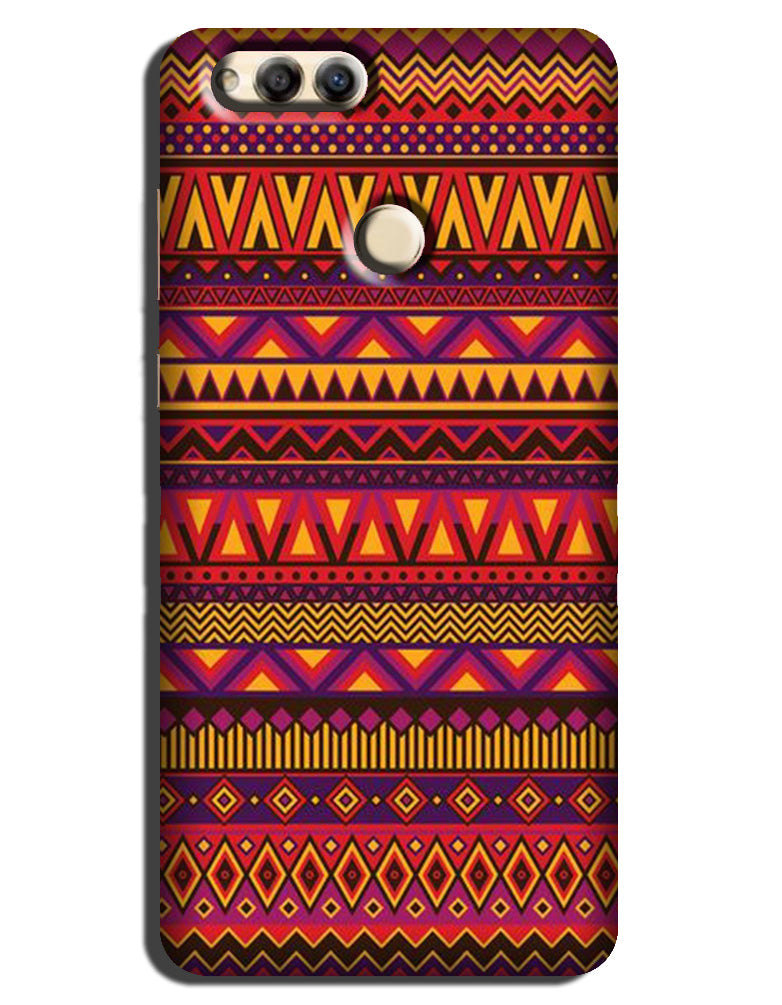 Zigzag line pattern2 Case for Mi A1