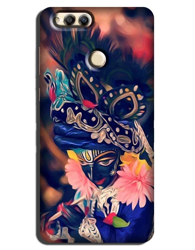 Lord Krishna Case for Honor 7X
