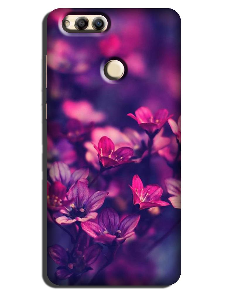 flowers Case for Honor 7A