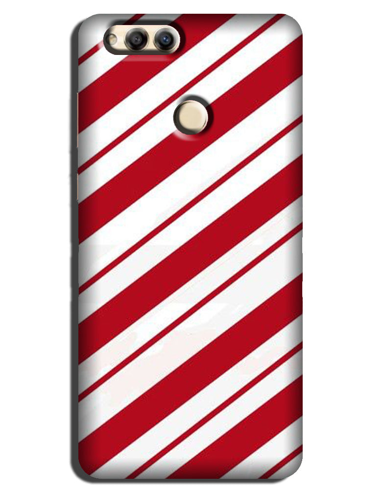 Red White Case for Mi A1