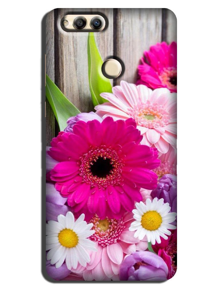Coloful Daisy Case for Honor 7X