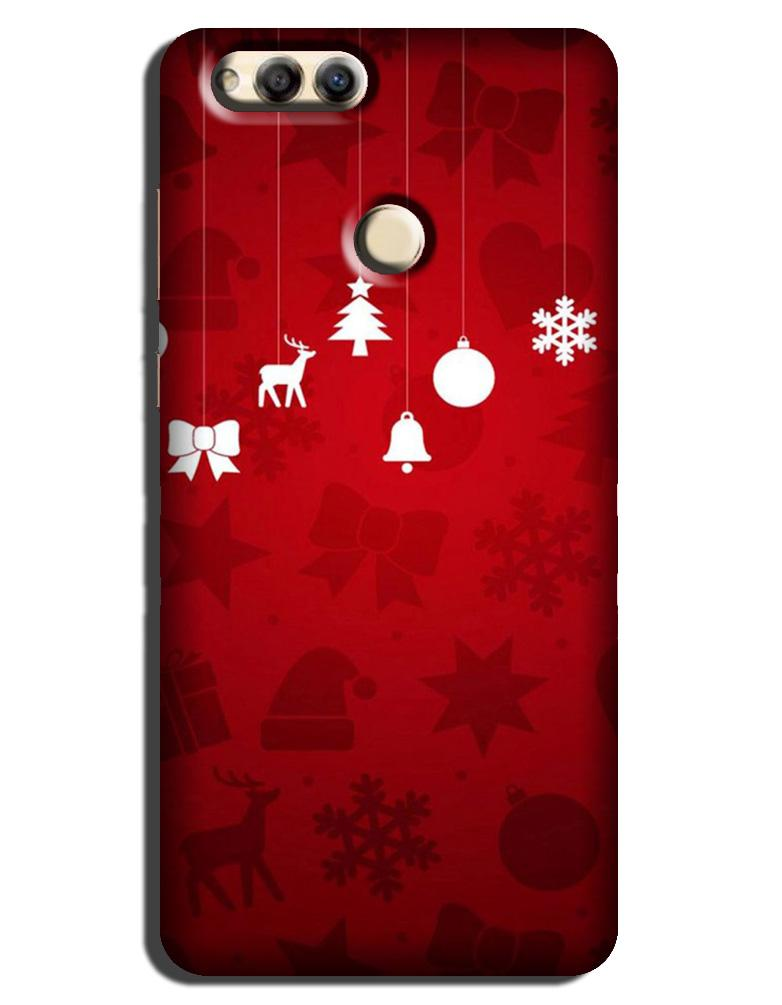Christmas Case for Honor 7X
