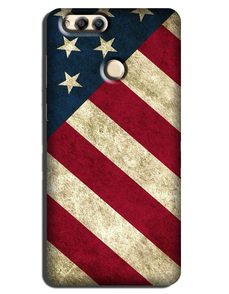 America Case for Honor 7X