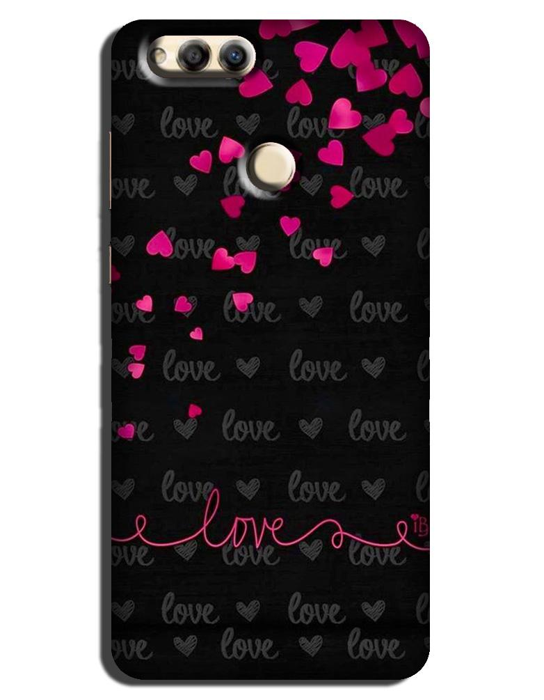 Love in Air Case for Honor 7X