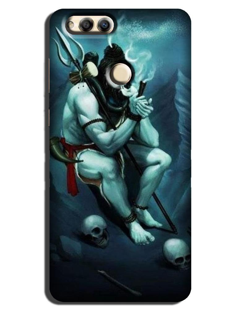 Lord Shiva Mahakal  Case for Honor 7X