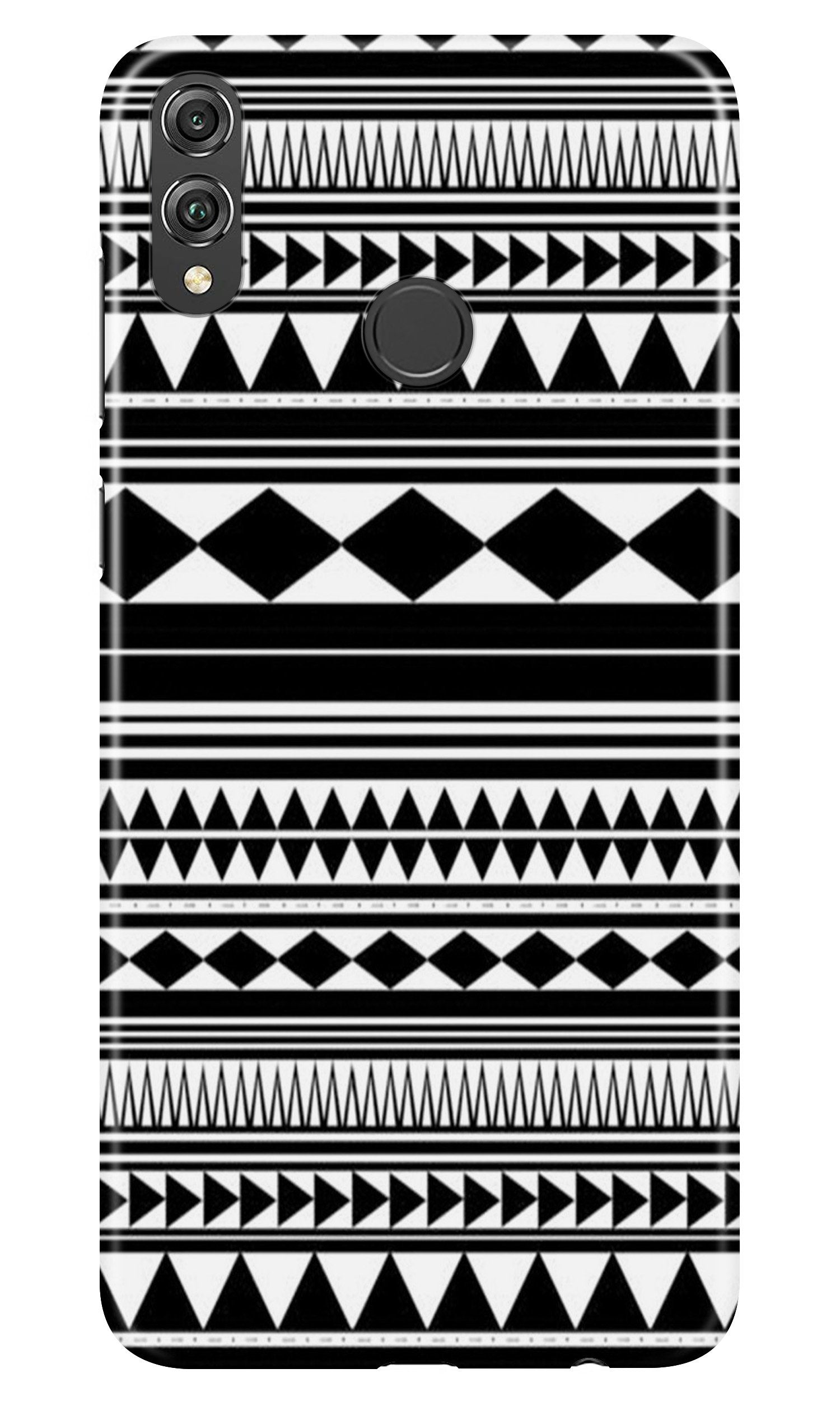 Black white Pattern Case for Honor Play