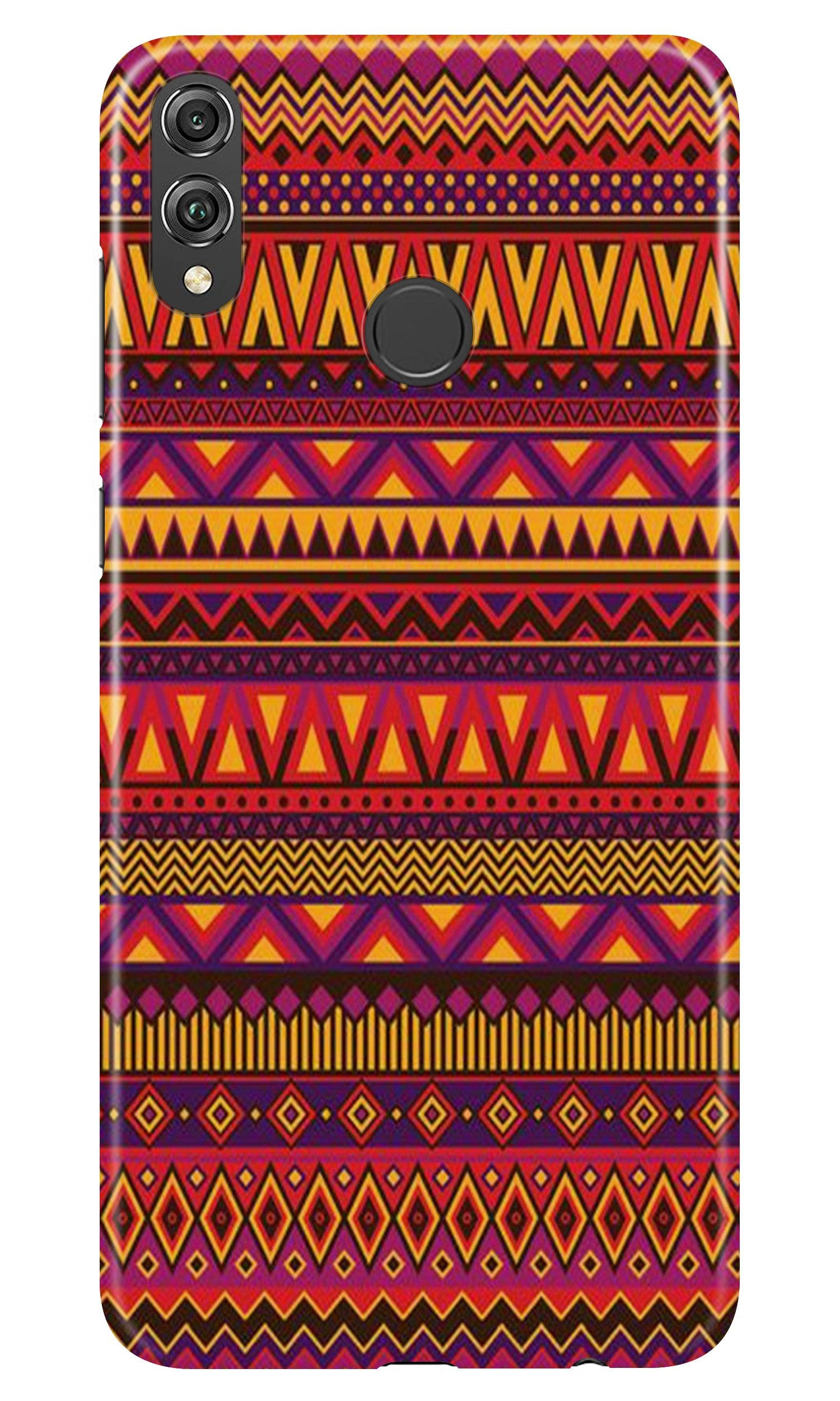 Zigzag line pattern2 Case for Honor Play
