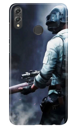 Pubg Case for Honor 8X  (Design - 179)