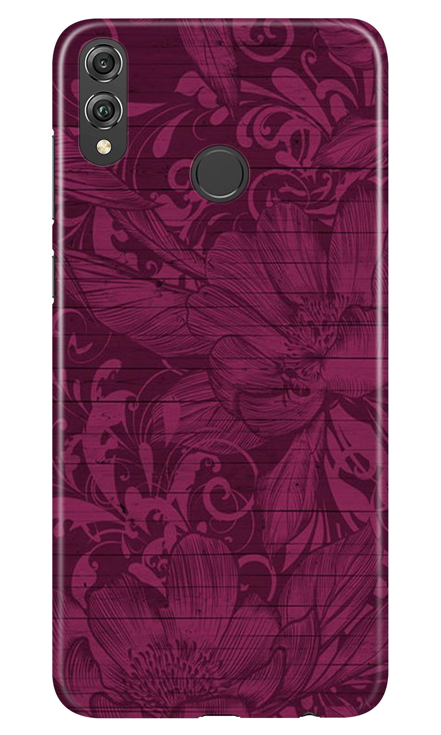 Purple Backround Case for Honor Play