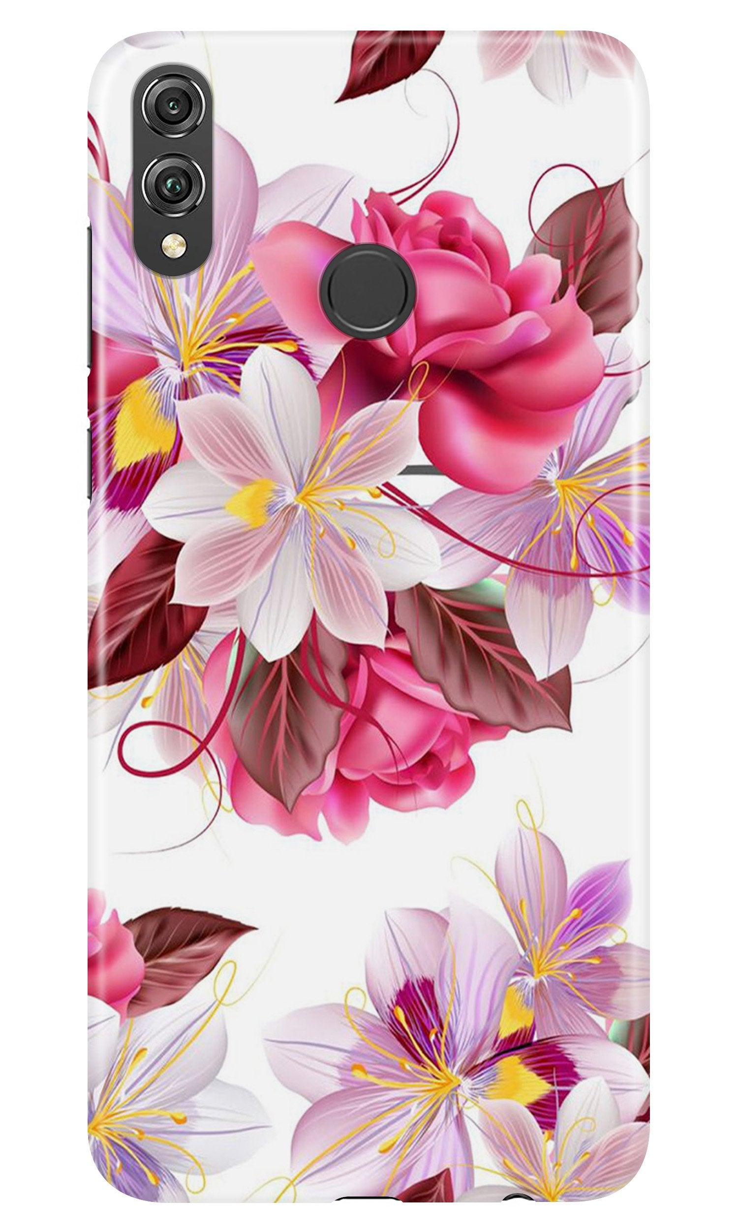 Beautiful flowers Case for Honor Play