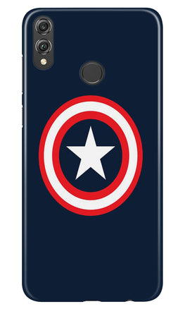 Captain America Case for Honor Play