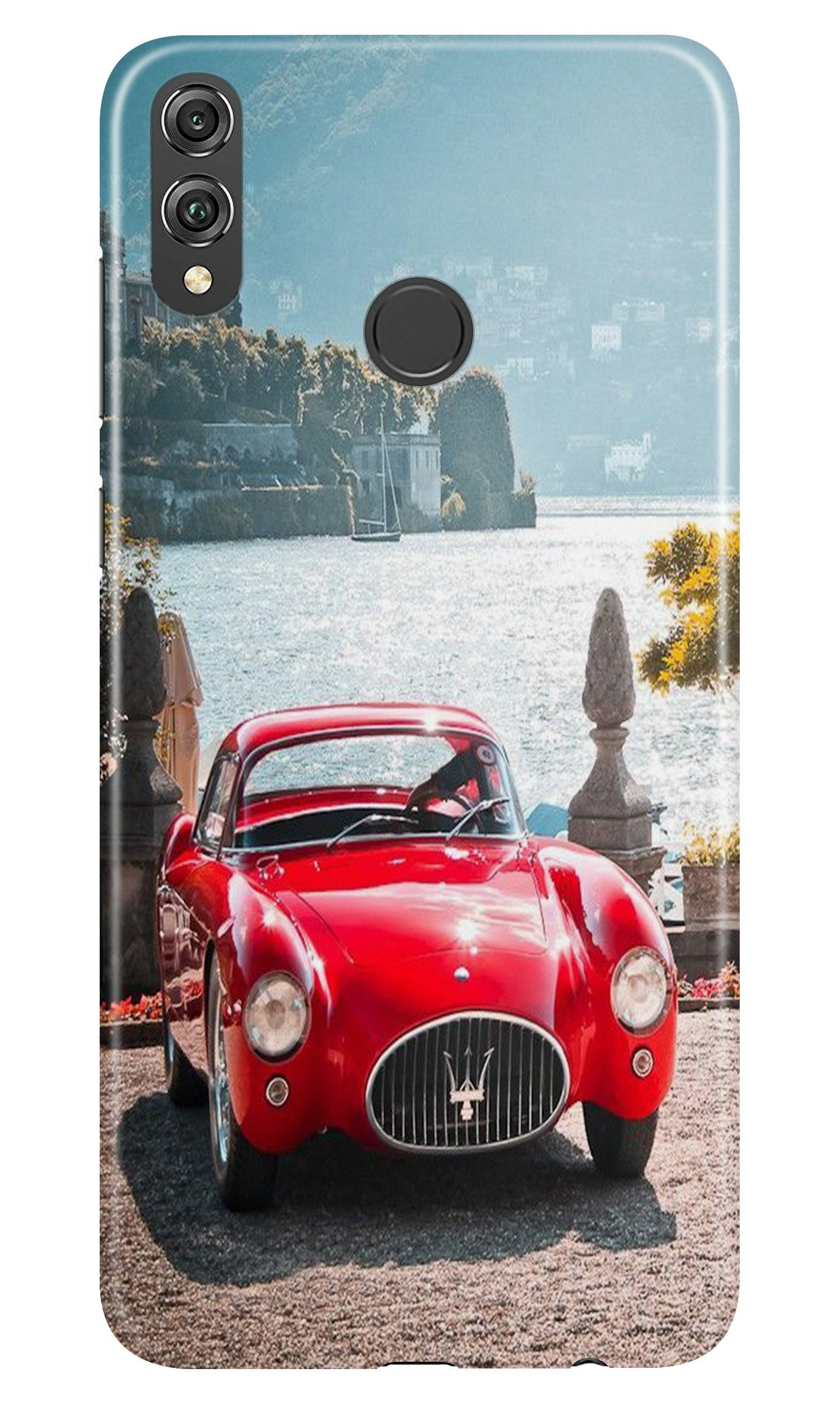 Vintage Car Case for Honor 8X