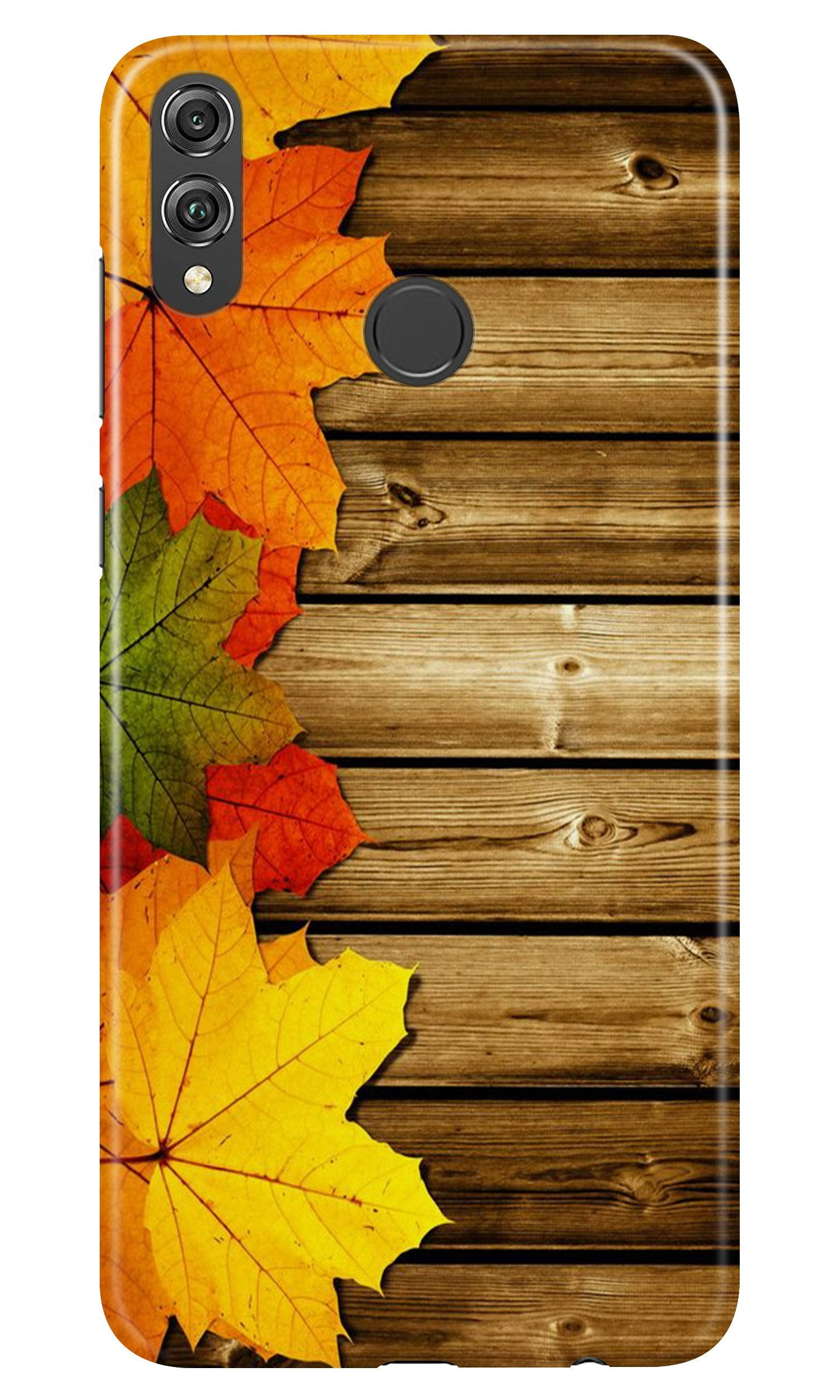 Wooden look3 Case for Honor Play