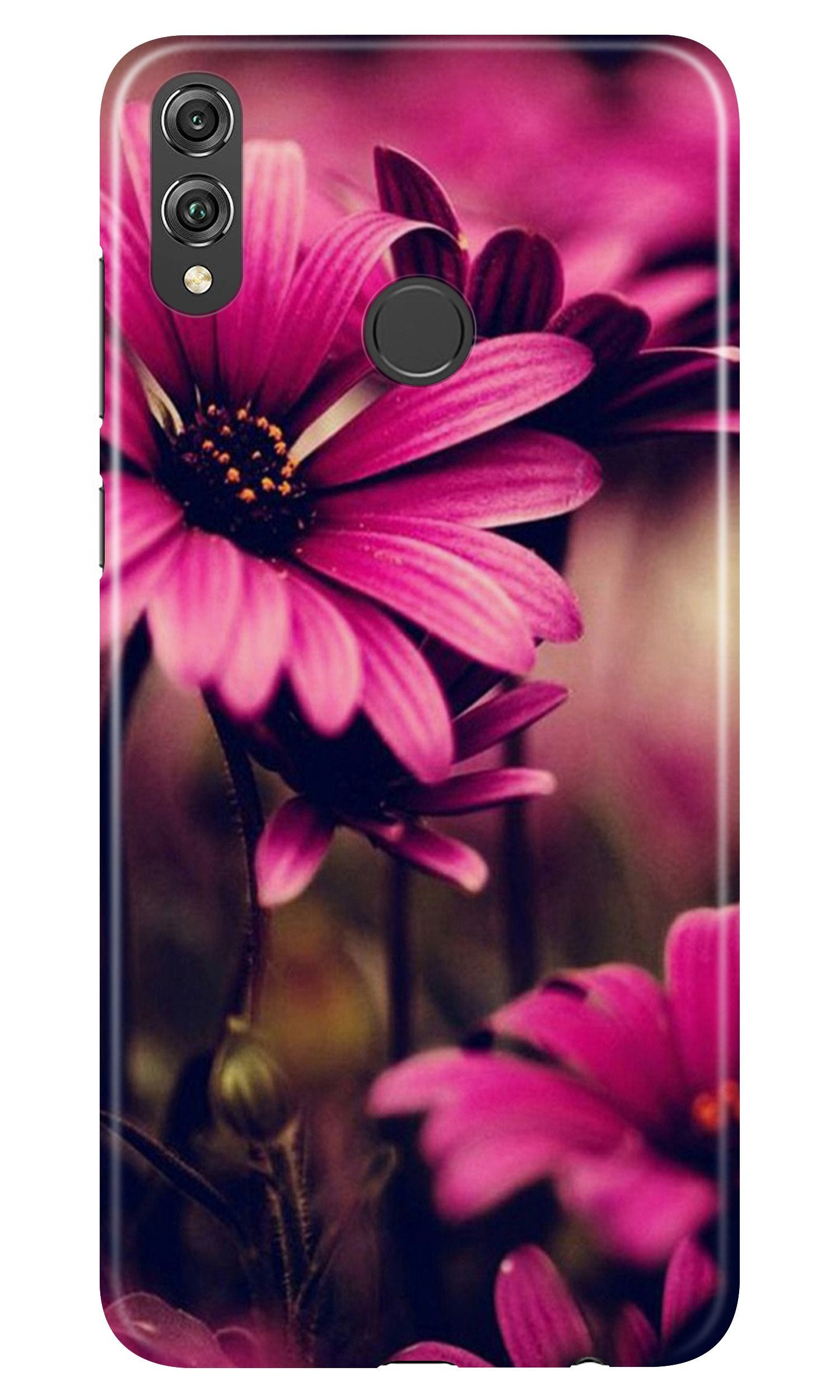Purple Daisy Case for Honor 8X
