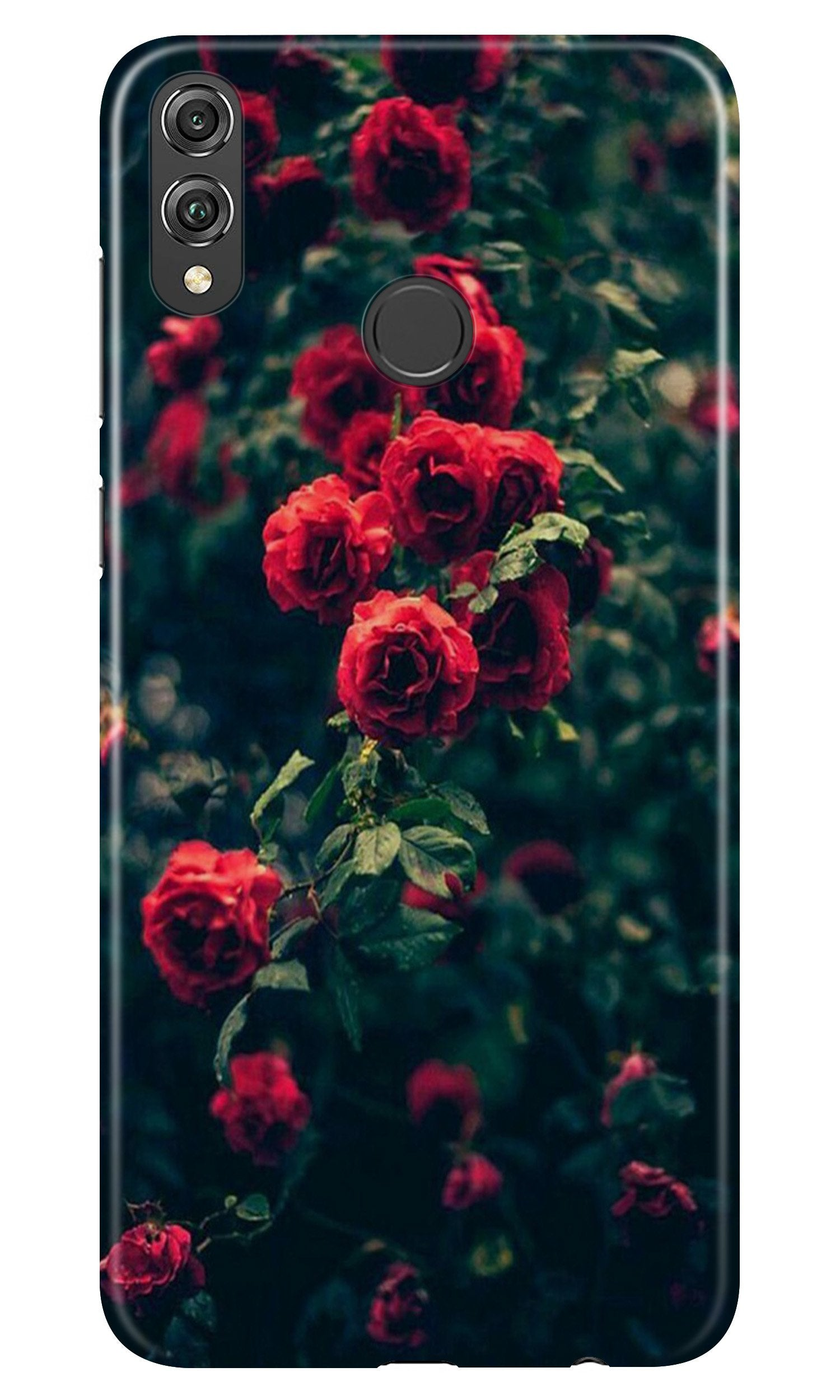 Red Rose Case for Honor Play