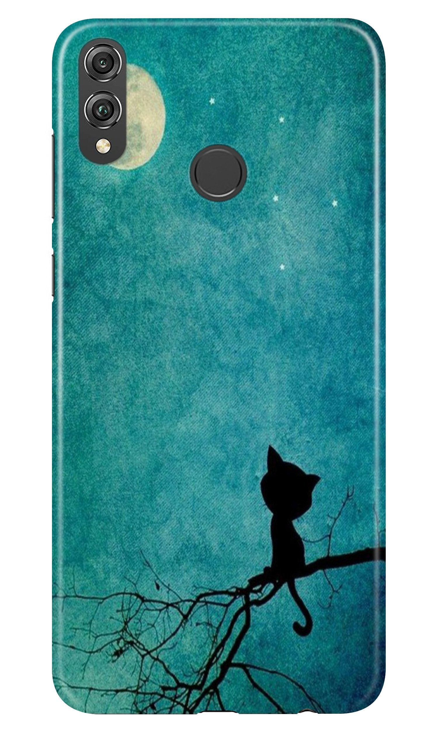 Moon cat Case for Honor Play