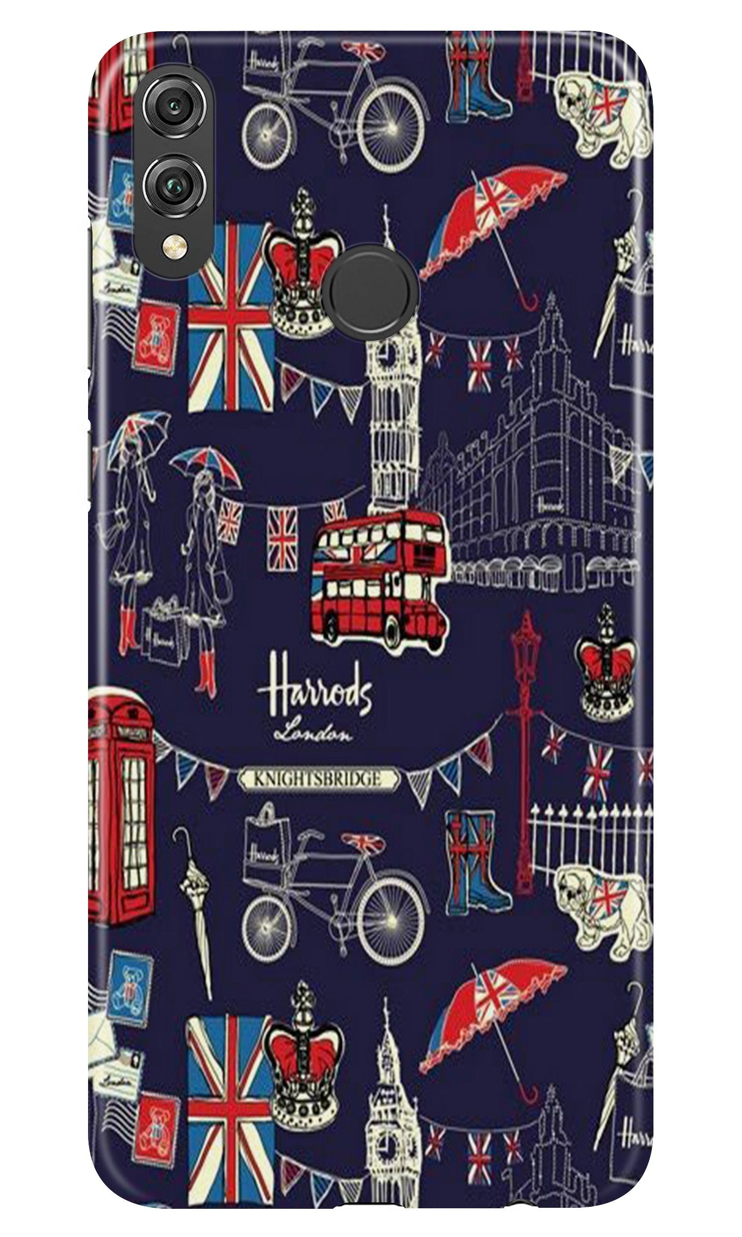 Love London Case for Honor Play