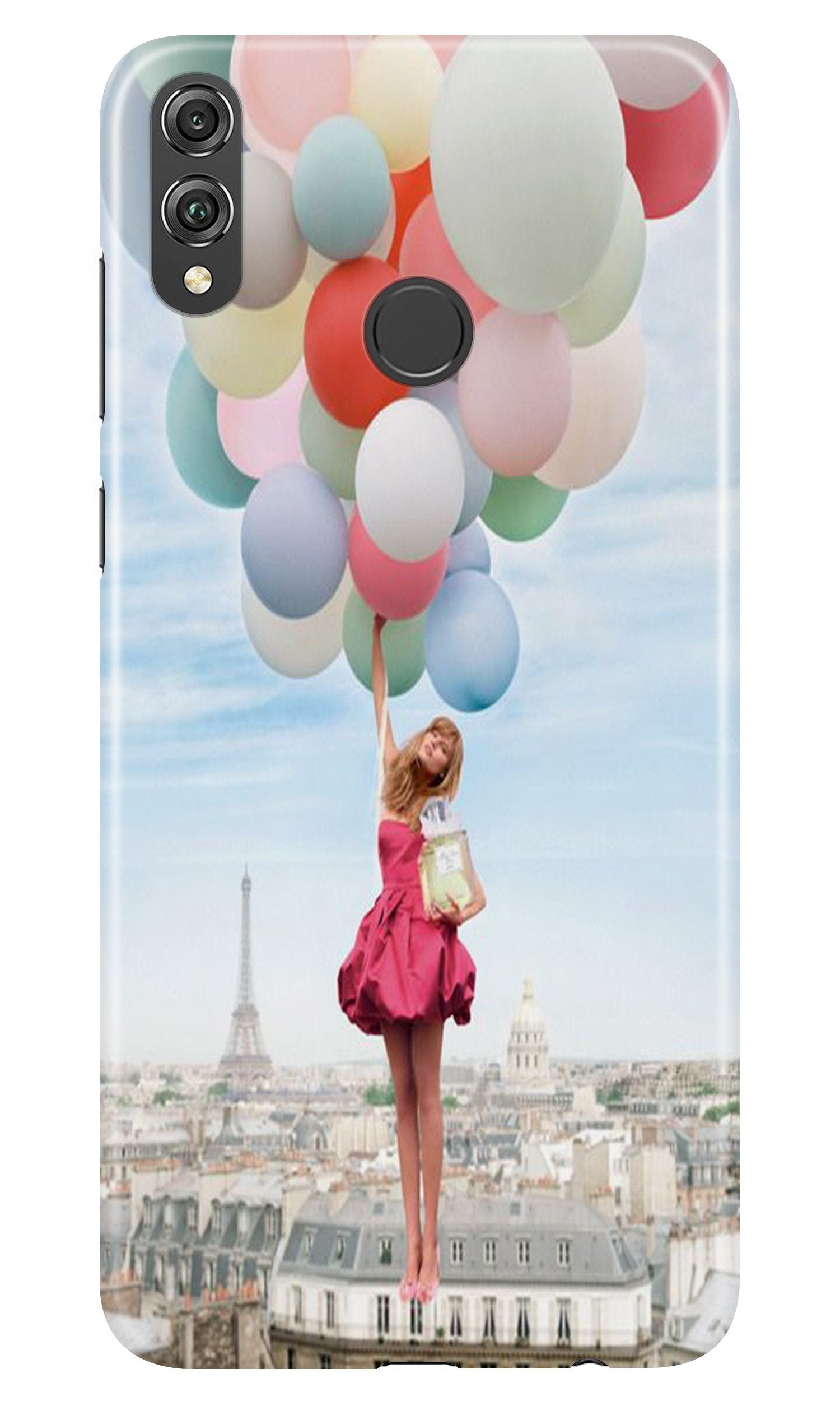 Girl with Baloon Case for Honor 8X
