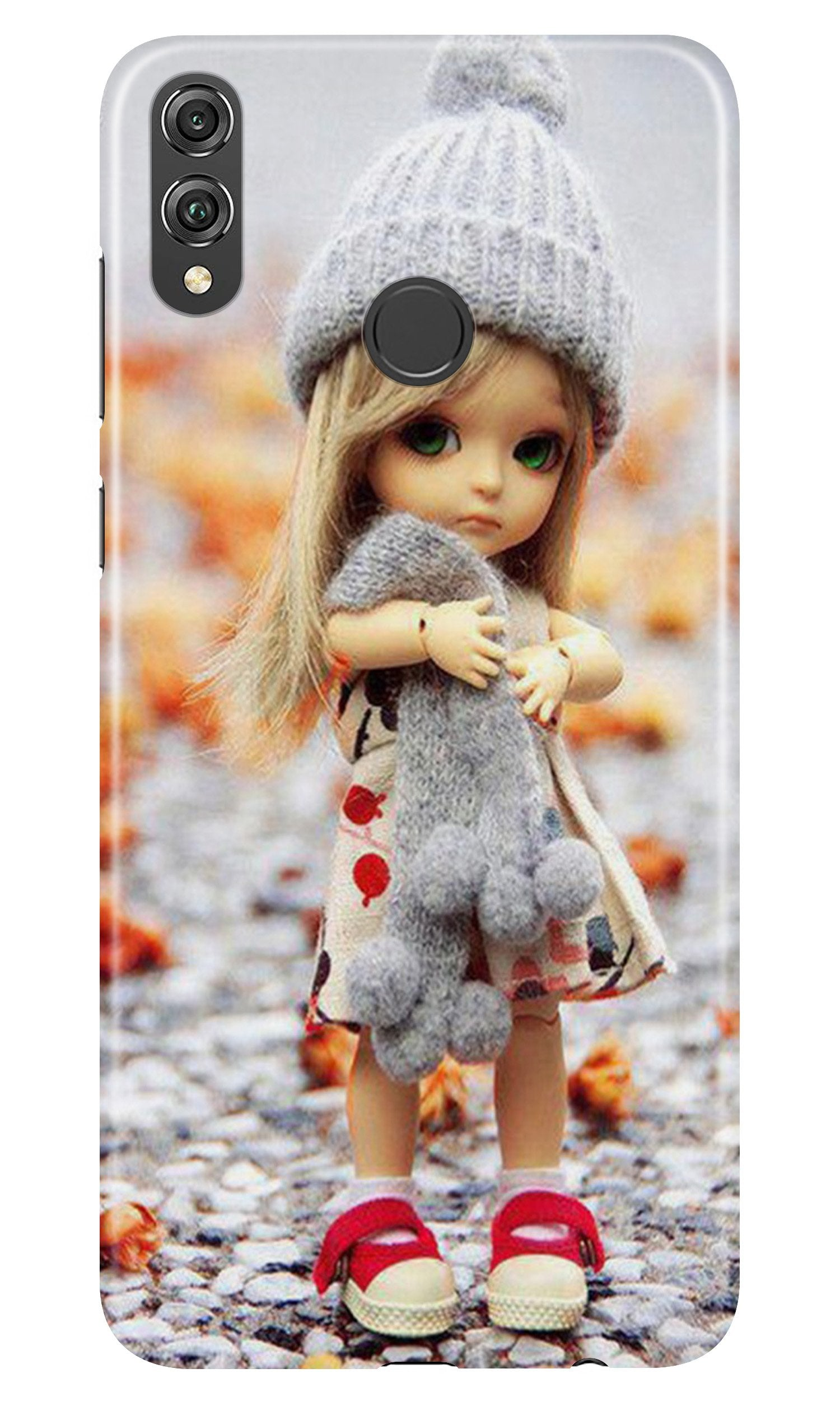 Cute Doll Case for Honor 8X