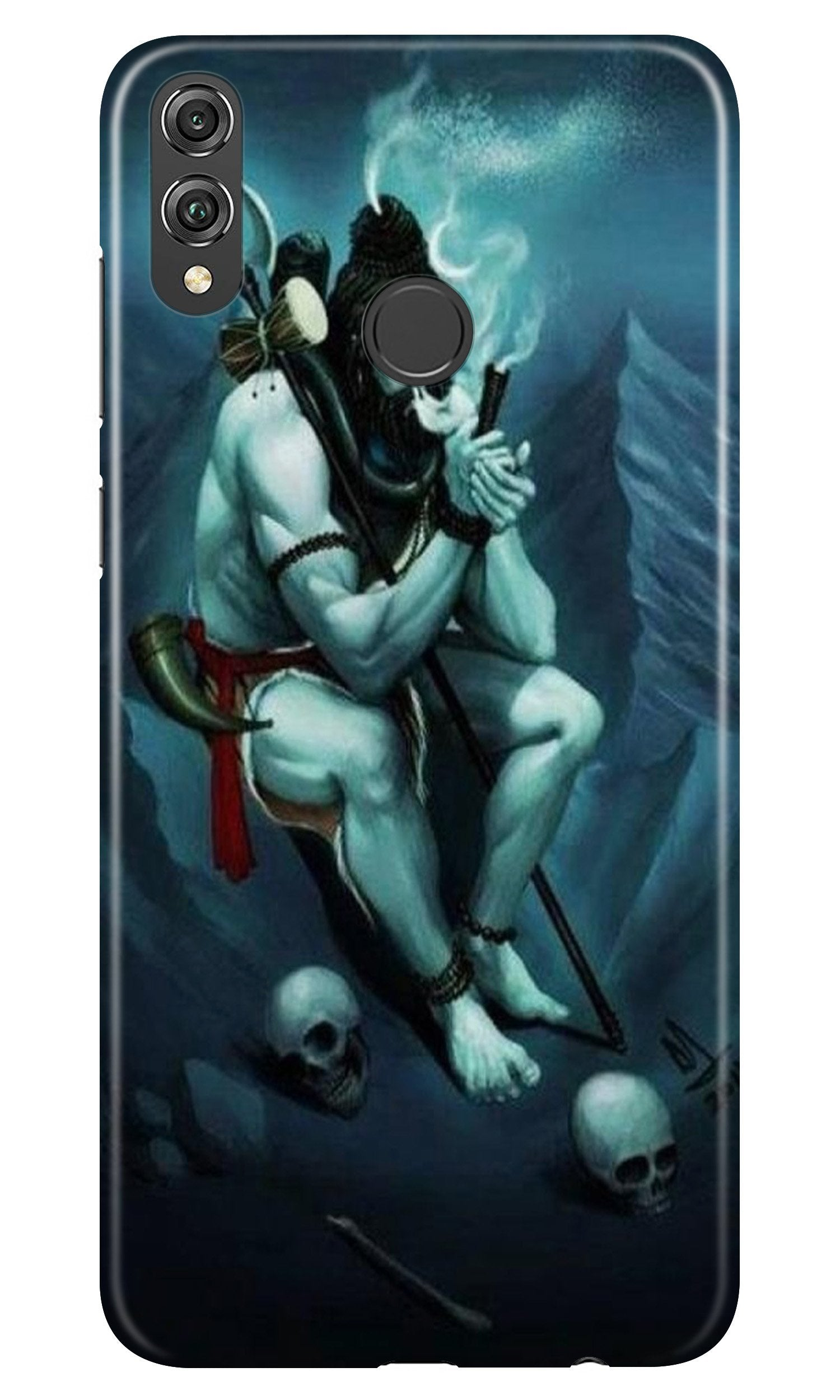 Lord Shiva Mahakal  Case for Honor 8X