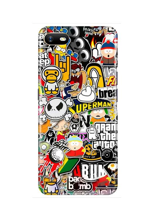 Designer Mobile Back Case for Oppo A1K  (Design - 320)