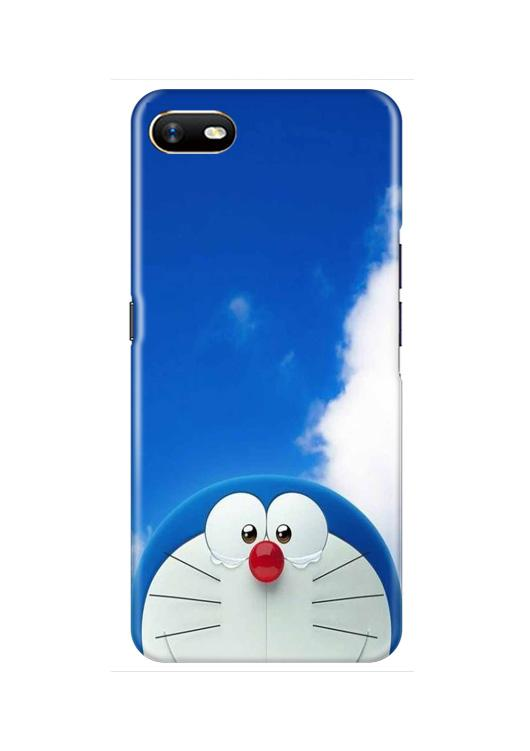 Doremon Mobile Back Case for Oppo A1K  (Design - 326)