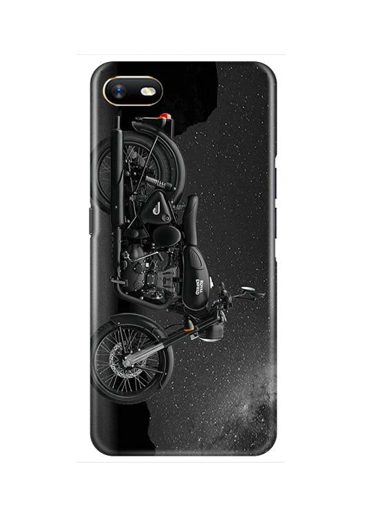 Royal Enfield Mobile Back Case for Oppo A1K  (Design - 381)